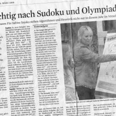 Süchtig nach Sudoku und Olympiaden